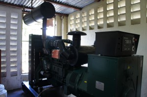 Generator On-Standby